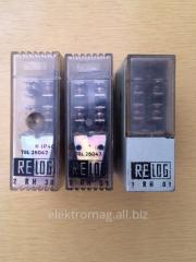 Relays 2RH-01, 30-2RH