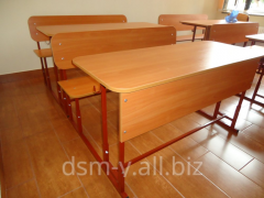 Furniture for schools and HIGHER EDUCATION