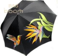 Женский зонт DOPPLER (артикул 34521 колибри зеленый)