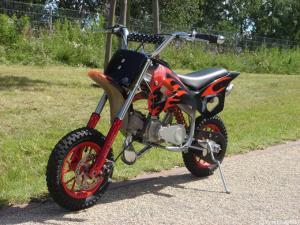 Pocket Dirt Bike - Детский кроссовый мини мотоцикл