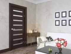 Beautiful door made of wood Greta 1