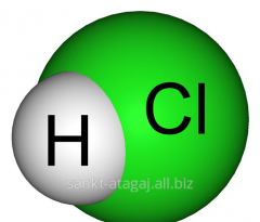 Brand A synthetic hydrochloric acid
