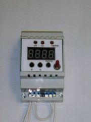 Universal timers automatic for heating systems,