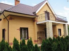 Сканрок Полтава. Утепление фасадов домов Scanroc