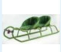Санки (TAKO DUO) с чехлом зеленые(купить Львов)