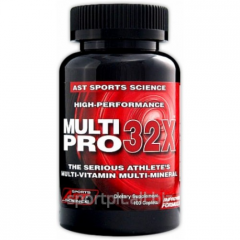 AST Multi Pro 32X 100 multivitamins kaps