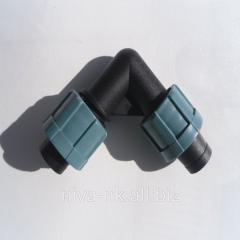 Фитинг стартер для капельной ленты с поджимом SL-008