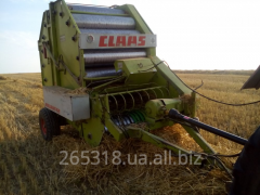 Прес-подборщик Claas Roland 62
