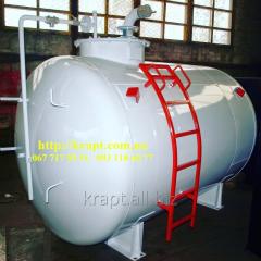 Barrels for fuel storage