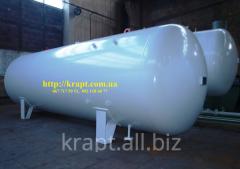 Capacity for ammonia