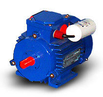 Electric motor asynchronous single-phase Airmut