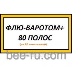Flyuvarotom plus - 80 strips-80 of families