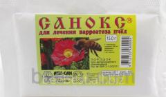 Sanoks - effective treatment of varroatosis
