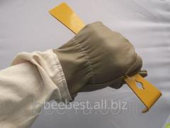 Gloves of the beekeeper of Extra Strong - skin,
