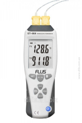 Thermometer ET-959 with thermocouple and J-K...