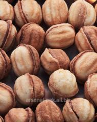 Nutlet Toffee cookies