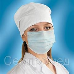 Одежда медицинская: Комплект посетителя (халат,