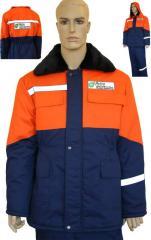 Спецодежда, рабочая одежда, защитная одежда,