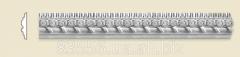 Frieze with a decor 115х24 code 50Fr_052Gp