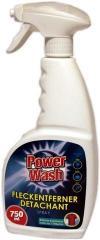 Пятновыводитель - спрей для тканей Power Wash 750