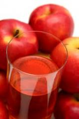 Concentrates of apple juice from the producer,
