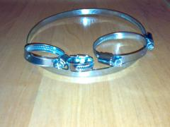 Collar the 20-32nd, German type, width of 9 mm,