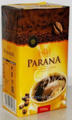 Кава кофе Парана Parana 500 гр. молотый