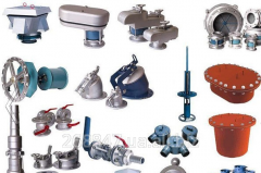 Accessories for the oil and gas equipmen