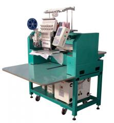 Embroidery machine, embroidery industrial