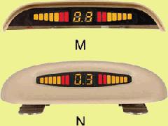 Датчики парковки Парктроник Steel mate PTS800 MN