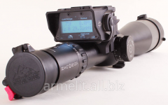 The ballistic BARRETT calculator for sights of