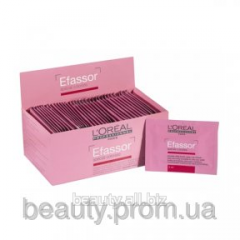 The clearing Efassor napkin (36 pieces on 3 ml)