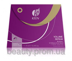 Serum - a growth factor of hair of 10 ml of Keen