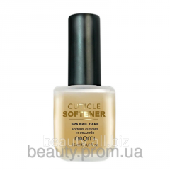 Gel for a softening of a cuticle of Cuticle