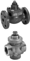 Saddle valves