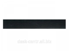 Edge of DS 21/0,45 PVC of mm Black structure of MG