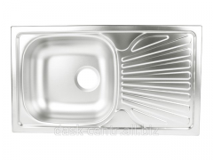 Sink DONAU DE-102 rectangular (43*76sm) decor