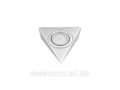 DS lamp triangular aluminum