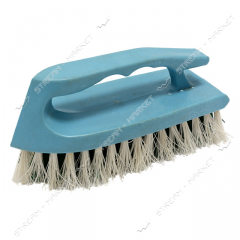 Brush plastic with the handle (iron)