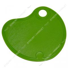 Color chopping board plastic 25х20
