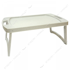 Table - a tray of plasticity of 55х32х25 cm