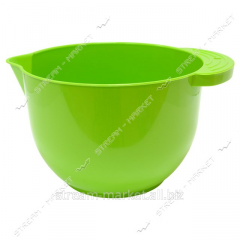 Ladle for foodstuff of color 2, 6 l. plastic (with