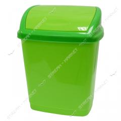 Bucket plastic envelope of 9 l. (lime)