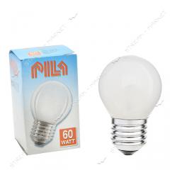 Лампа ЛЗП Искра Львов А55 230В 60Вт Е27...