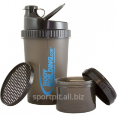 Shaker of Bodybuilding.com of 3 in 1 Fitness