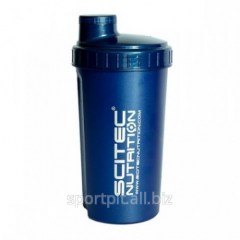 Shaker of Scitec Nutrition Shaker Blue of 700 ml