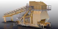 Avtostella (cart drum unloading)