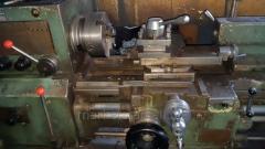 Токарно-винторезный станок 16К20, РМЦ-1400 мм
