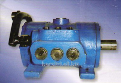 Pumps radial and piston brands N 401 … N 403