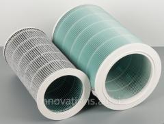 Instalações de purificação de ar